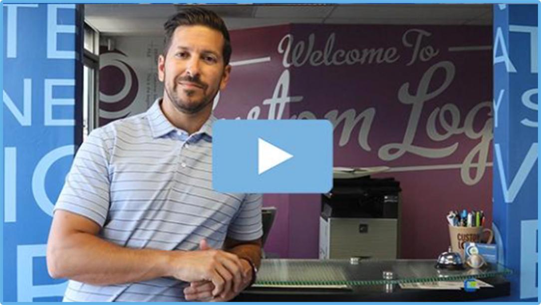 watch the custom logos introduction video