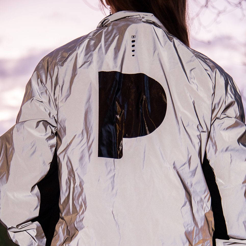 image of a pandora jacket, a screenprinting example
