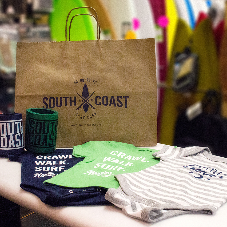 custom logos makes private label clothing in their san diego office